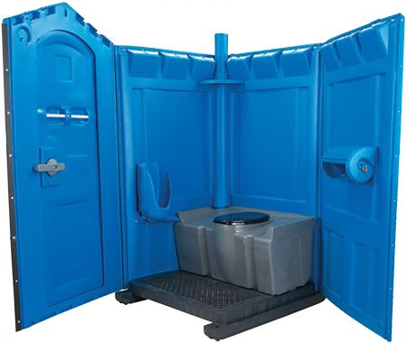 Rental Mobile Toilet